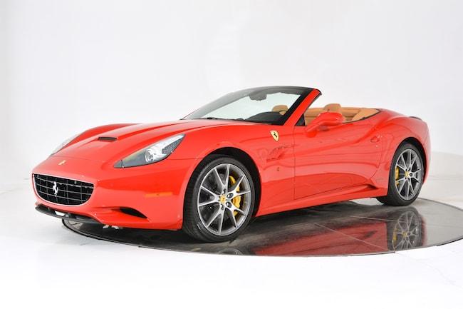 2013 FERRARI CALIFORNIA Convertible for sale in Fort Lauderdale, FL at Ferrari of Fort Lauderdale