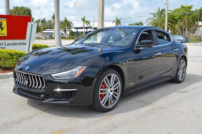 2018 MASERATI GHIBLI S GRANLUSSO Sedan for sale in Fort Lauderdale, FL at Maserati of Fort Lauderdale