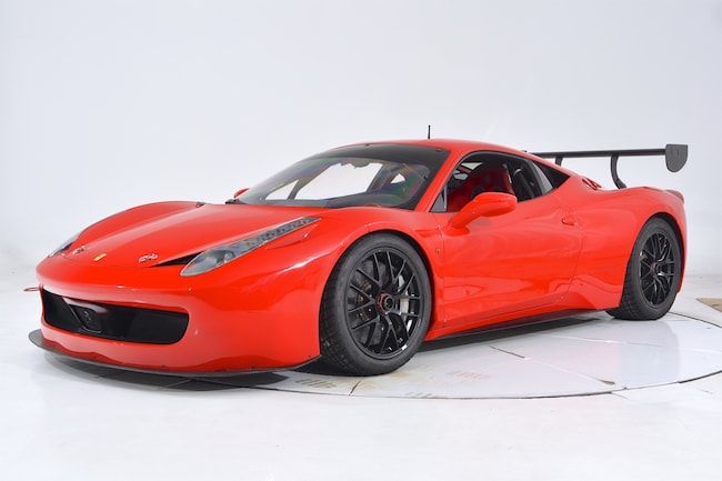 2011 FERRARI 458 CHALLENGE Coupe for sale in Fort Lauderdale, FL at Ferrari of Fort Lauderdale