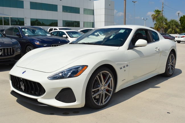 New 2018 Maserati Gt Sport For Sale Fort Lauderdale Fl Vin