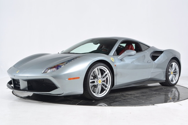 2016 FERRARI 488 GTB Coupe for sale in Plainview, NY at Ferrari of Long Island