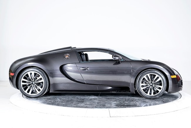 used 2012 bugatti veyron 16 4 grand sport for sale in fort lauderdale maserati of fort. Black Bedroom Furniture Sets. Home Design Ideas