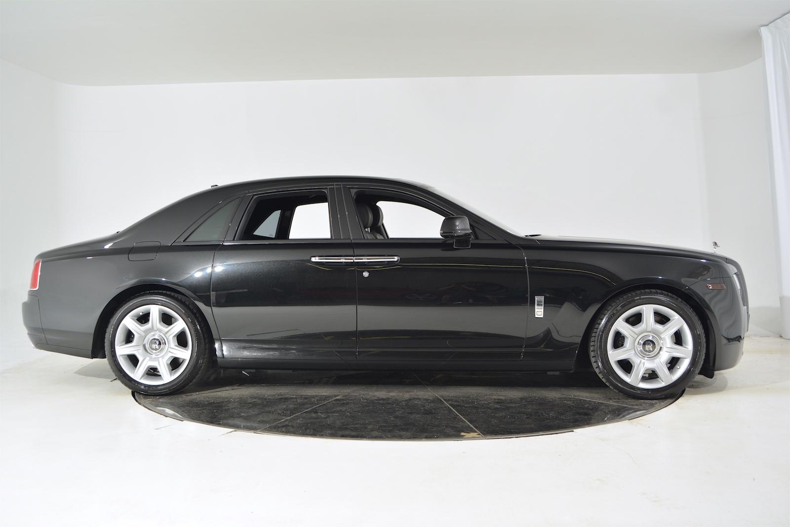 rolls royce ghost black 2013. 2013 rollsroyce ghost sedan for sale in fort lauderdale fl at maserati of rolls royce ghost black