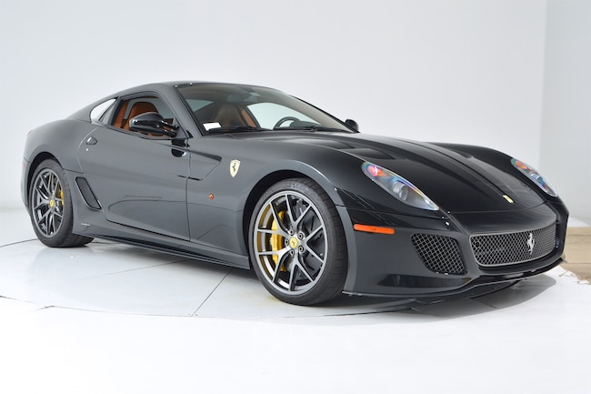Used 2011 Ferrari 599 Gto For Sale In Fort Lauderdale Maserati Of