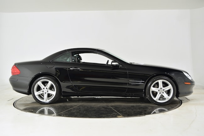 Used 2005 mercedes benz sl500 for sale ft lauderdale fl for Mercedes benz of fort lauderdale pre owned