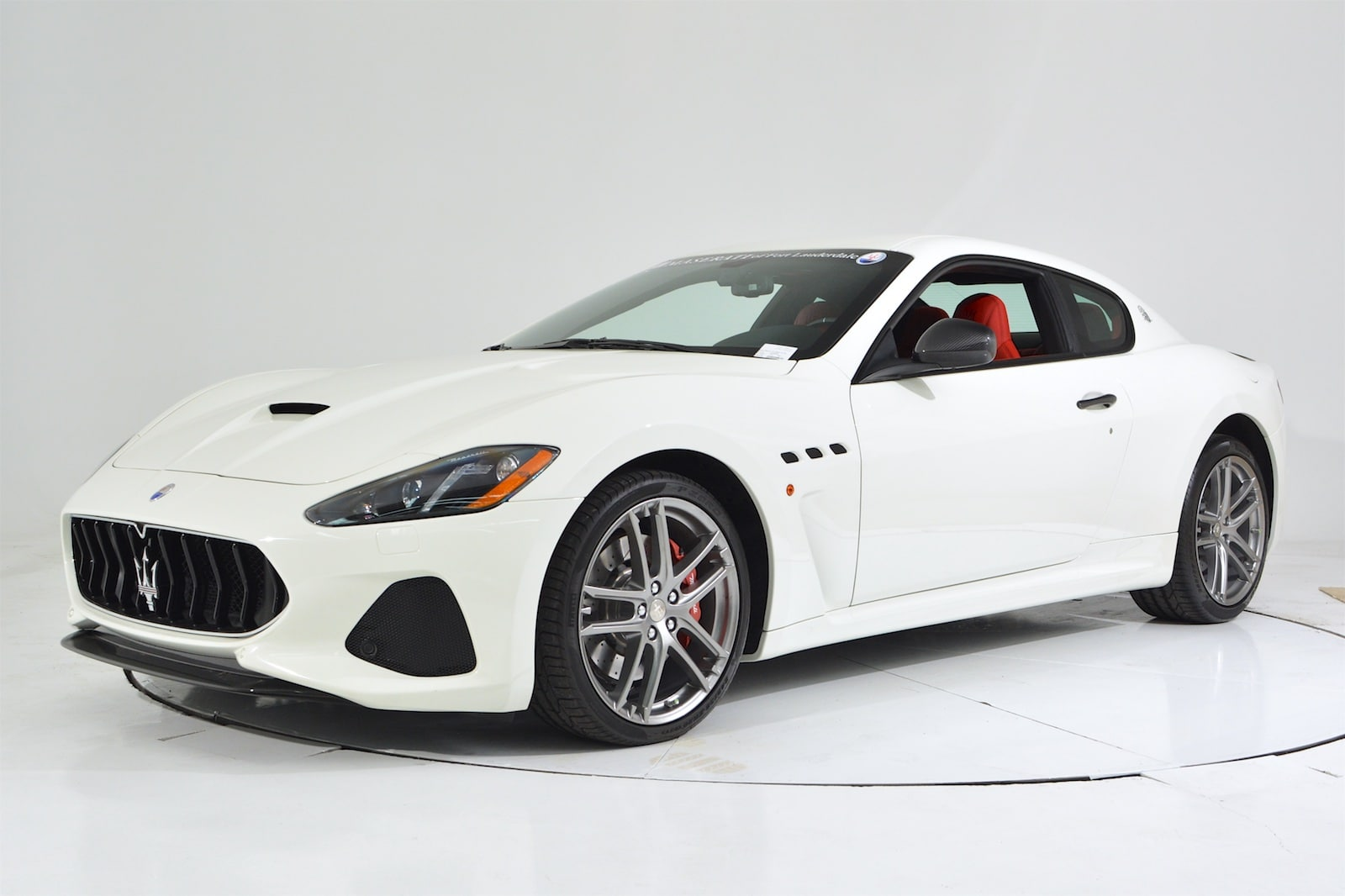 2018 MASERATI GT MC Coupe