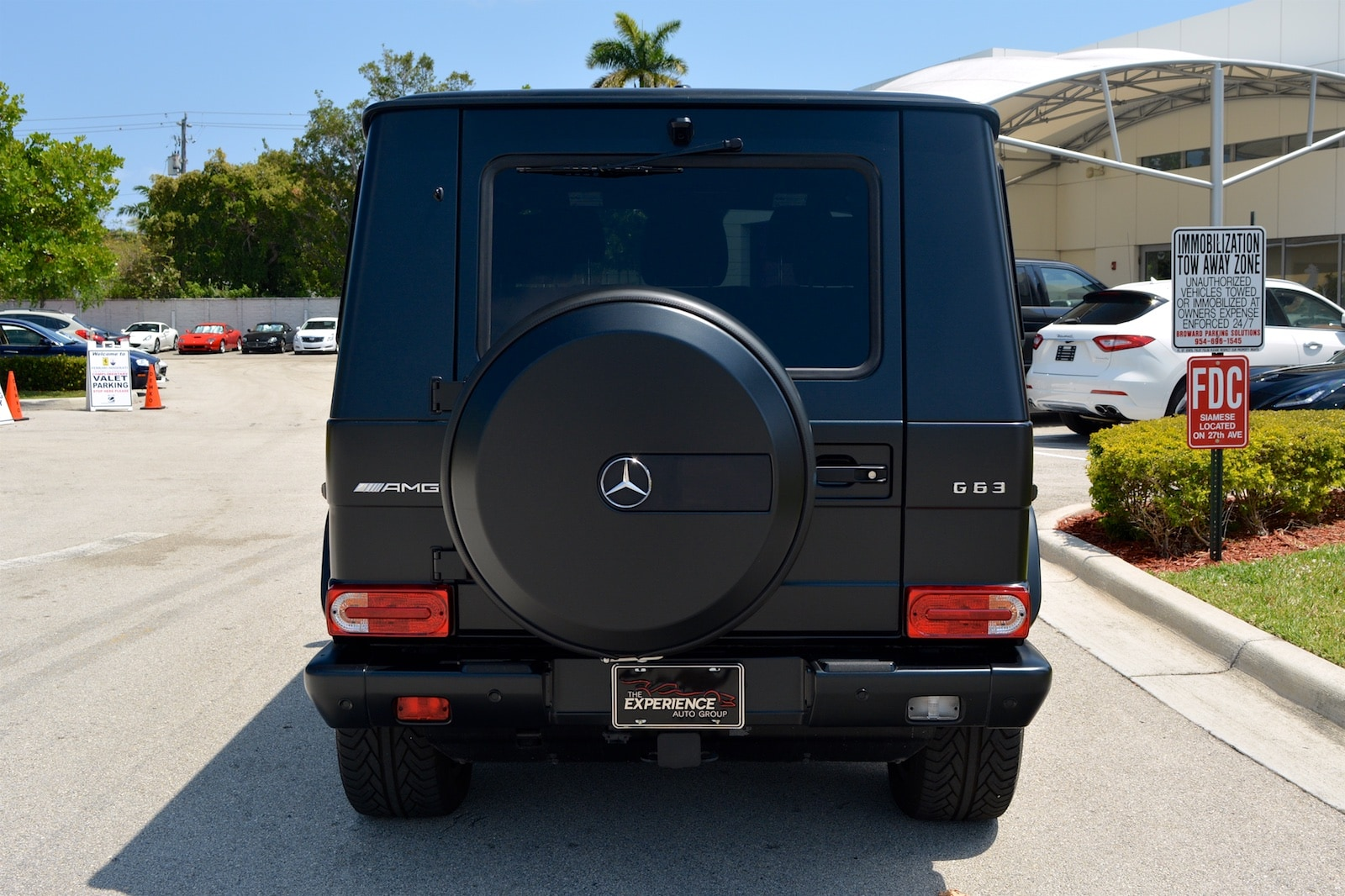 ... 2016 MERCEDES BENZ G63 AMG Sport Utility For Sale In Fort Lauderdale,  FL At ...
