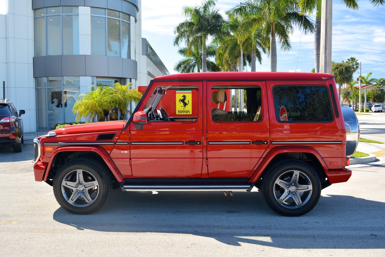 Used 2016 mercedes benz g550 for sale fort lauderdale fl for Mercedes benz of tampa florida