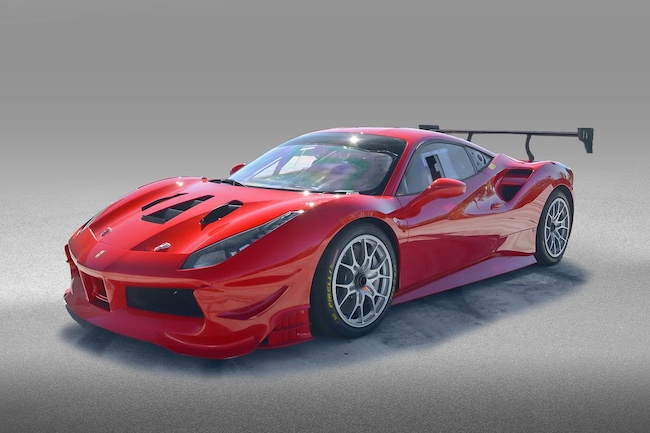 2017 FERRARI 488 CHALLENGE Coupe for sale in Fort Lauderdale, FL at Ferrari of Fort Lauderdale