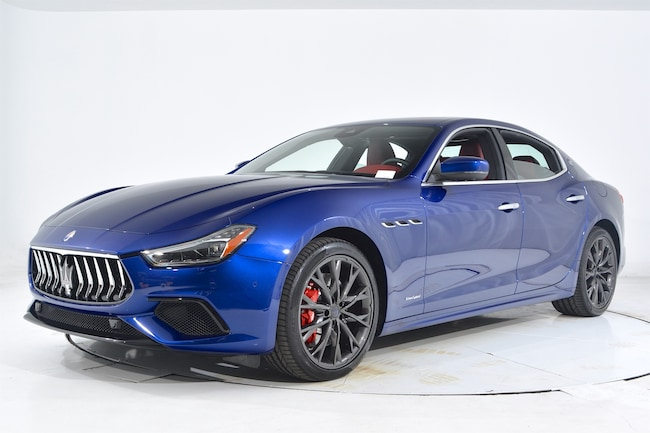 2019 MASERATI GHIBLI S Q4 GRANSPORT Sedan for sale in Fort Lauderdale, FL at Maserati of Fort Lauderdale