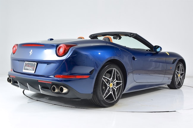 Used 2015 Ferrari California T For Sale In Fort Lauderdale
