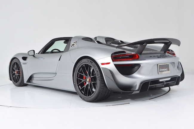 used 2015 porsche 918 spyder for sale in fort lauderdale | maserati