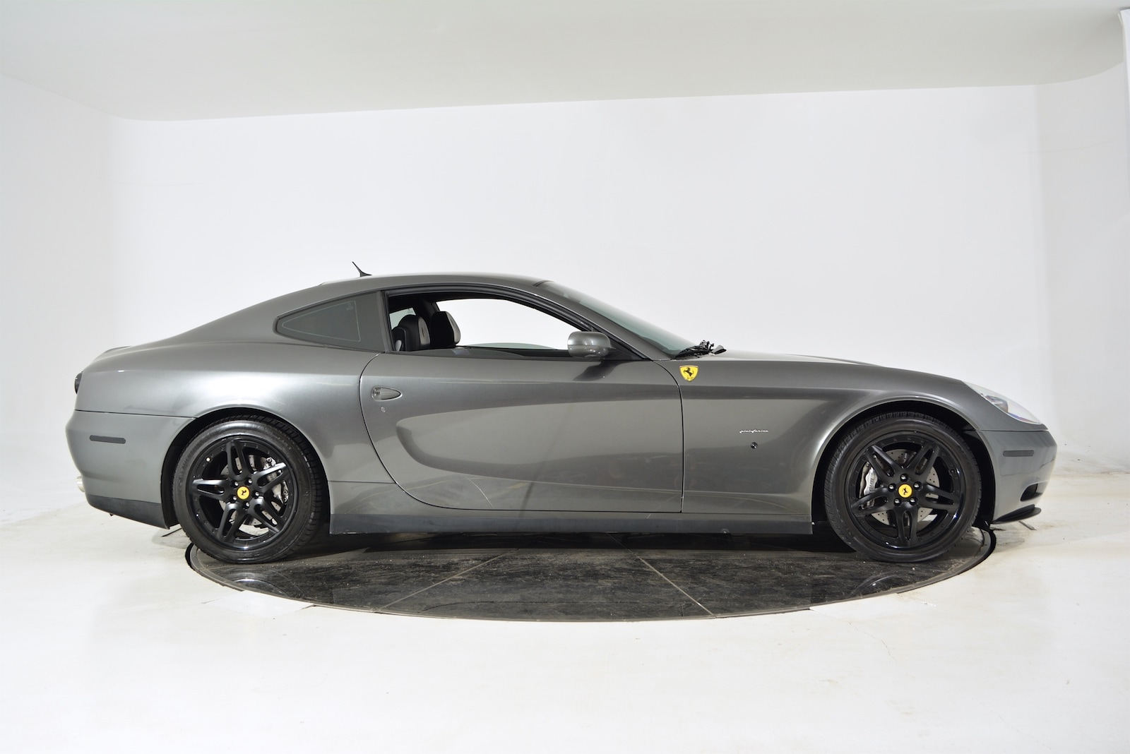 used 2006 ferrari 612 scaglietti f1 for sale fort lauderdale fl vin zffaa54a160147648. Black Bedroom Furniture Sets. Home Design Ideas