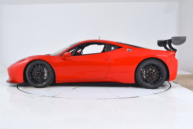 Used 2011 Ferrari 458 Challenge For Sale In Fort Lauderdale