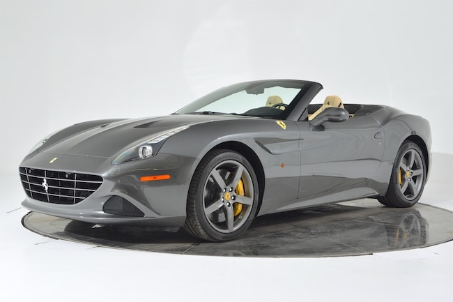 2017 FERRARI CALIFORNIA T Convertible for sale in Fort Lauderdale, FL at Ferrari of Fort Lauderdale