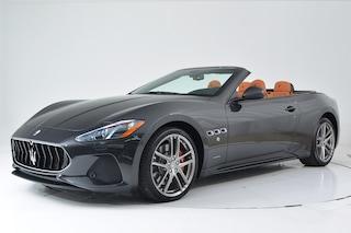 2018 MASERATI GT CONVERTIBLE SPORT Convertible in Fort Lauderdale, FL at Maserati of Fort Lauderdale