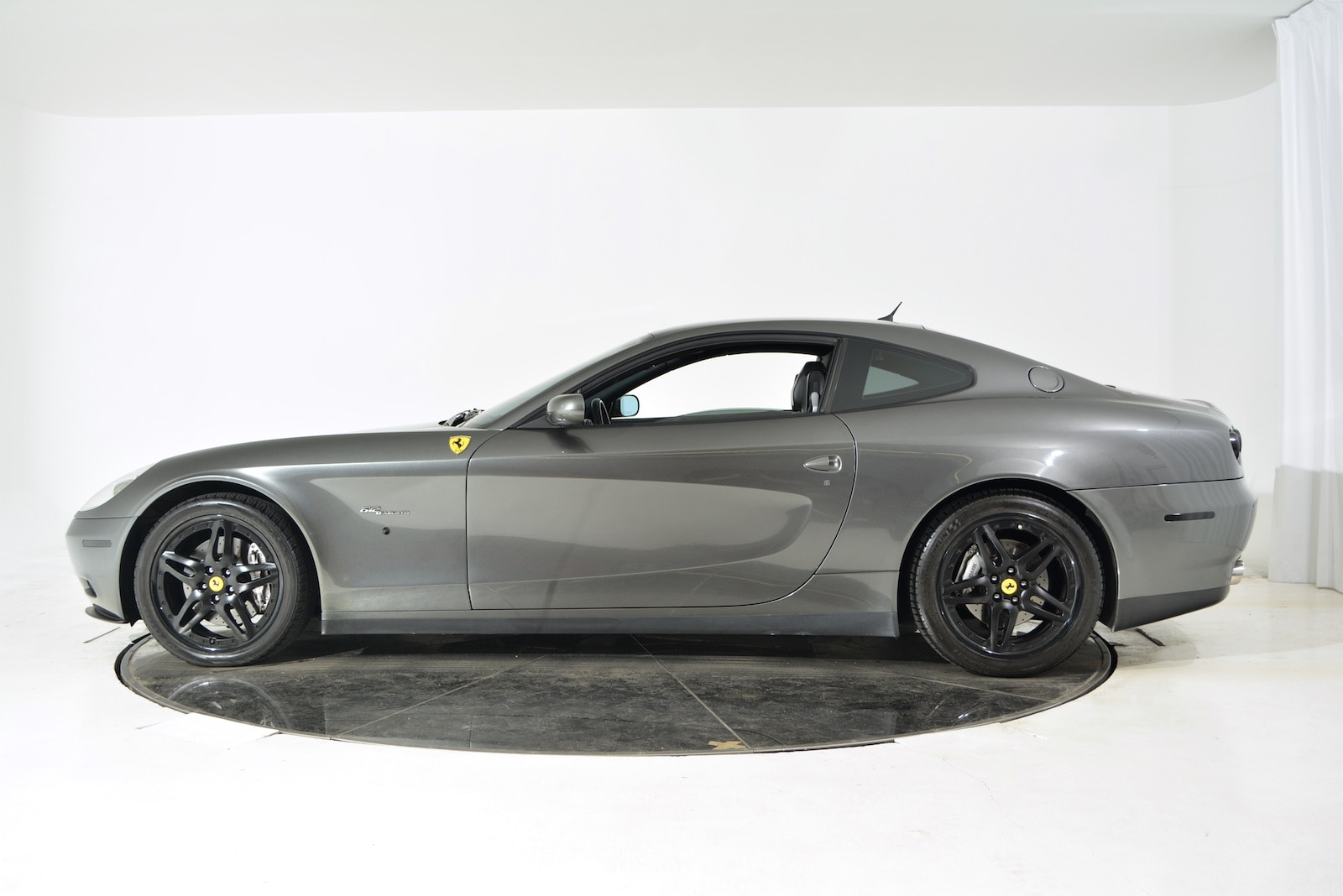 used 2006 ferrari 612 scaglietti f1 for sale fort lauderdale fl. Black Bedroom Furniture Sets. Home Design Ideas