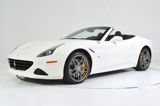 2017 FERRARI CALIFORNIA T Convertible for sale in Fort Lauderdale, FL at Ferrari of Fort Lauderdale