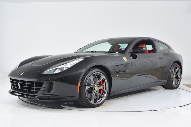 2018 FERRARI GTC4LUSSO T Coupe for sale in Fort Lauderdale, FL at Ferrari of Fort Lauderdale