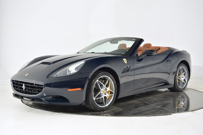 2010 FERRARI CALIFORNIA Convertible for sale in Fort Lauderdale, FL at Ferrari of Fort Lauderdale