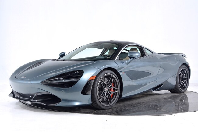 2018 MCLAREN 720S Coupe for sale in Plainview, NY at Ferrari of Long Island