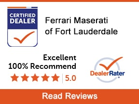 Ferrari Maserati Dealer Reviews