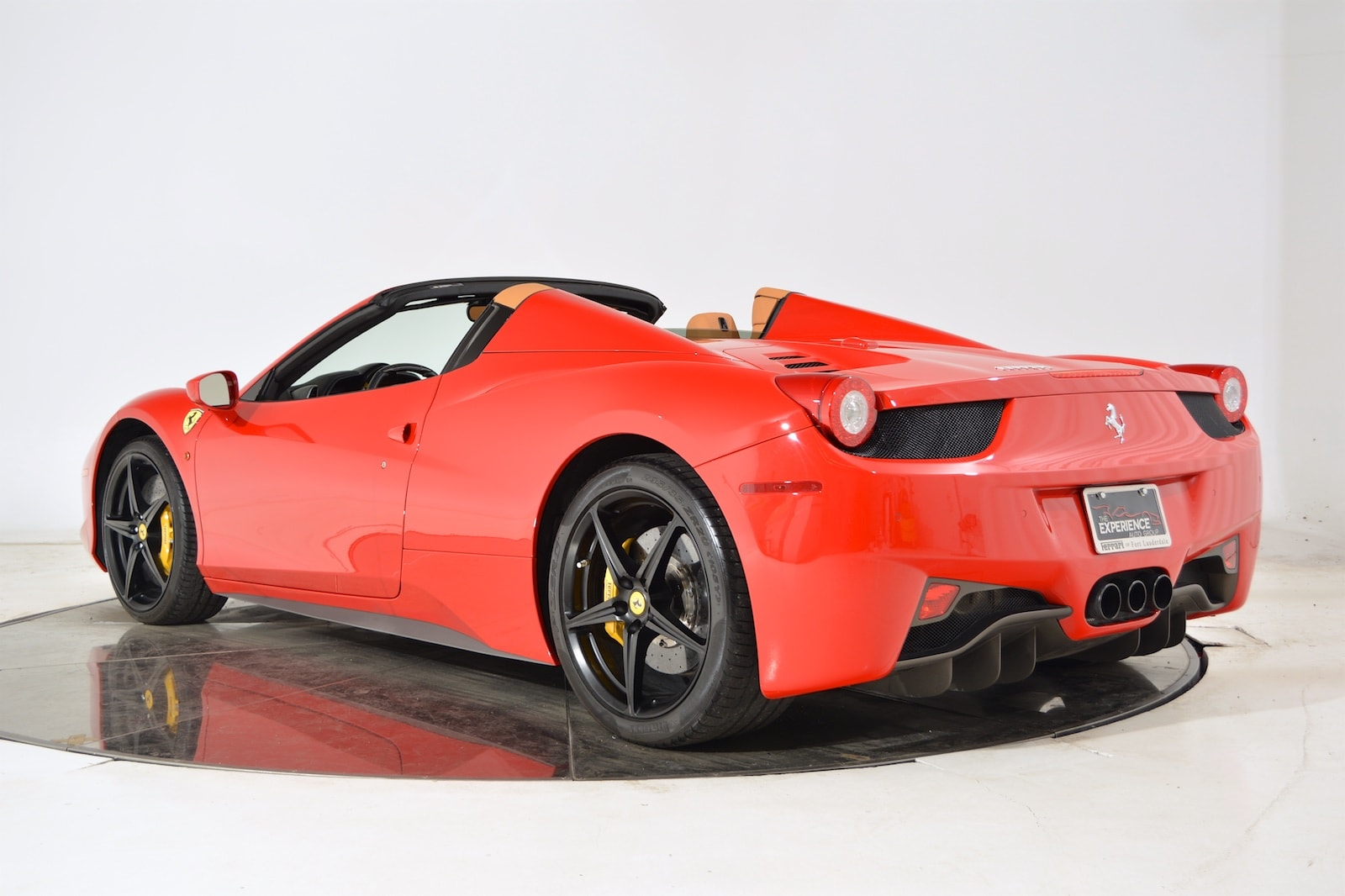 ... 2014 FERRARI 458 SPIDER Convertible For Sale In Fort Lauderdale, FL At  Maserati Of Fort ...