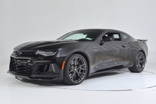 Used 2017 Chevrolet Camaro Zl1 For Sale In Fort Lauderdale