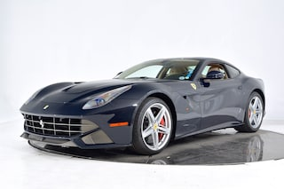 2014 FERRARI F12 BERLINETTA Coupe