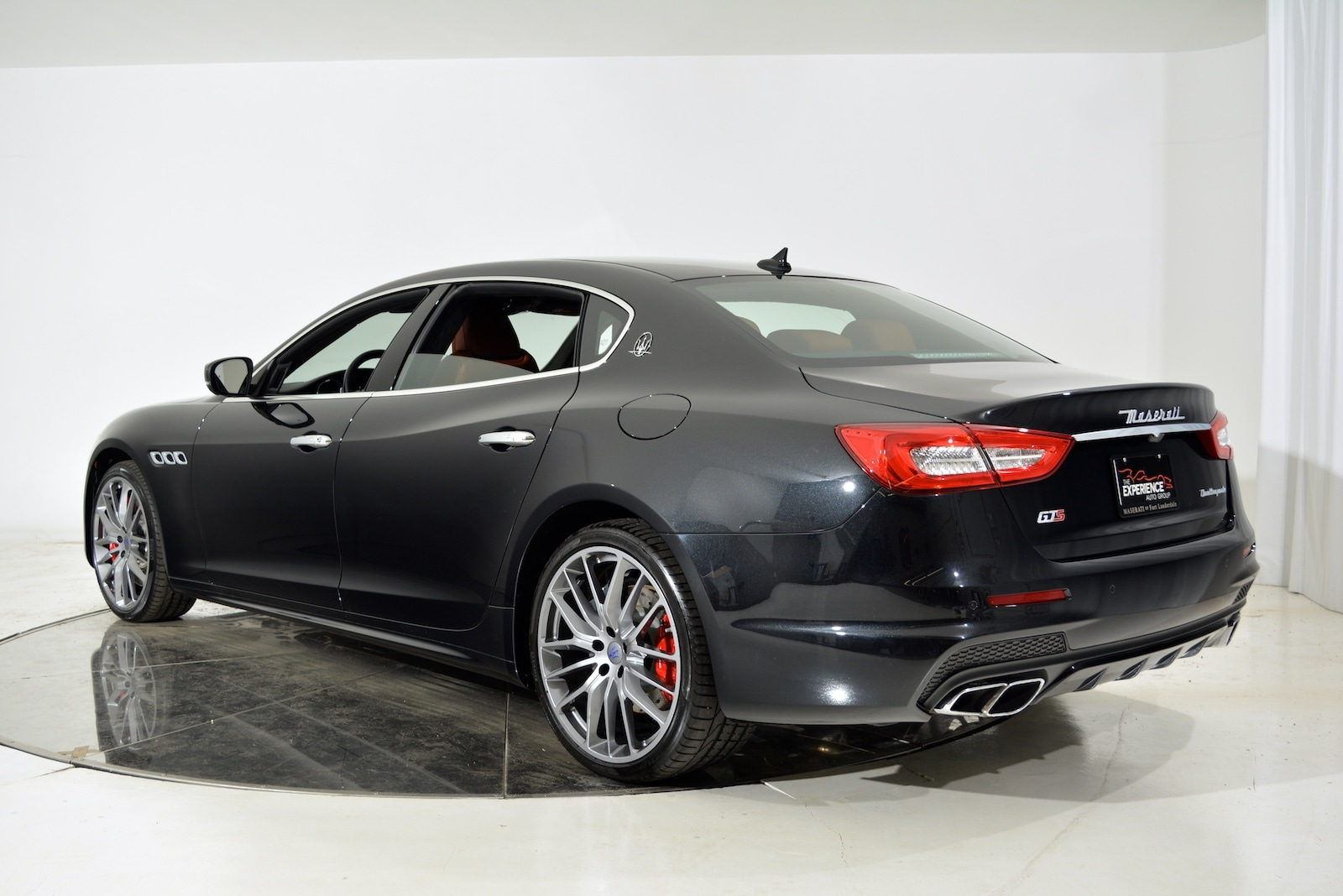 new 2017 maserati quattroporte gts gransport for sale fort lauderdale fl vin zam56pps6h1225478. Black Bedroom Furniture Sets. Home Design Ideas