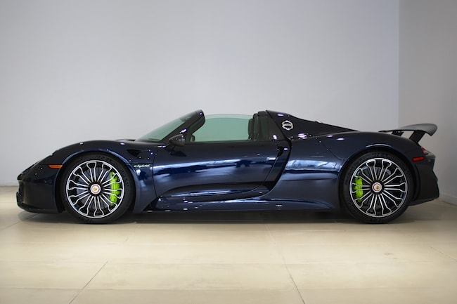 Used 2015 porsche 918 spyder weissach package for sale fort 2015 porsche 918 spyder weissach package convertible for sale in fort lauderdale fl at maserati sciox Images