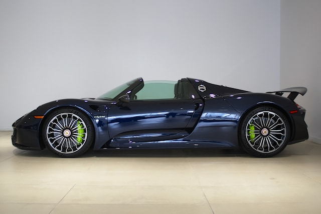 2015 porsche 918 spyder weissach package convertible for sale in fort lauderdale fl at maserati
