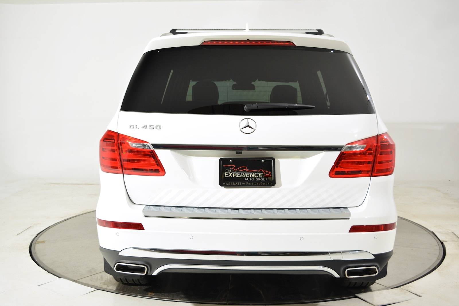 ... 2016 MERCEDES BENZ GL450 4MATIC SUV For Sale In Fort Lauderdale, FL At  Maserati ...