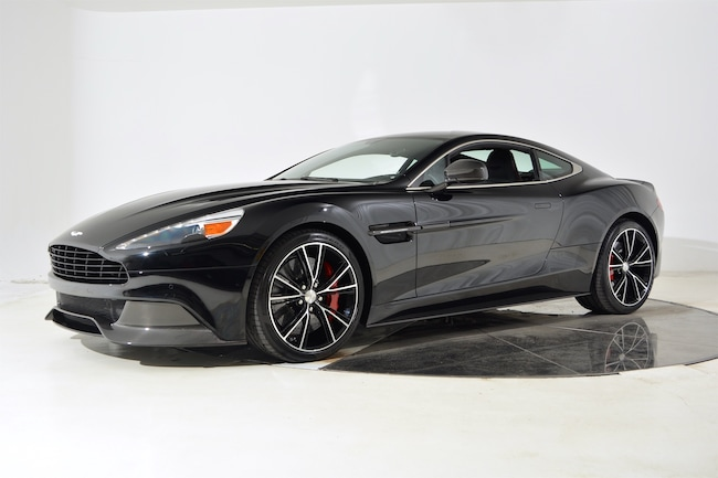 used 2014 aston martin vanquish for sale in fort lauderdale