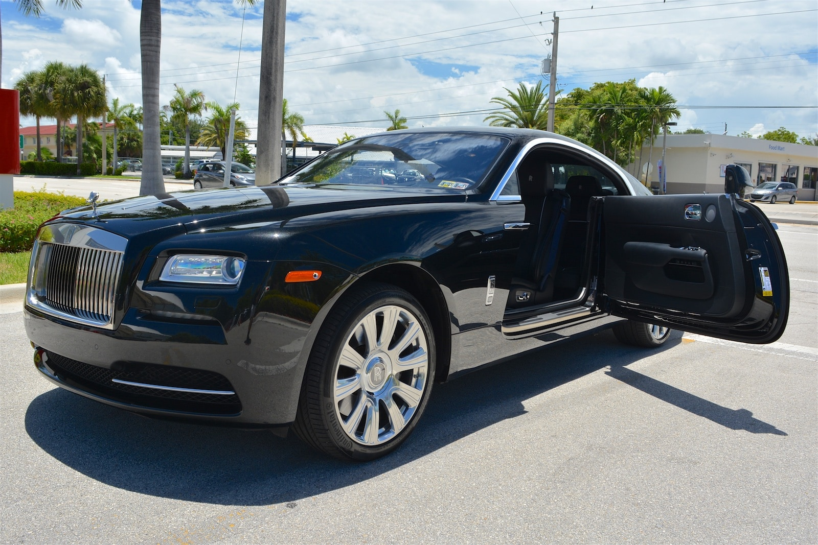 used 2015 rolls royce wraith for sale fort lauderdale fl. Black Bedroom Furniture Sets. Home Design Ideas