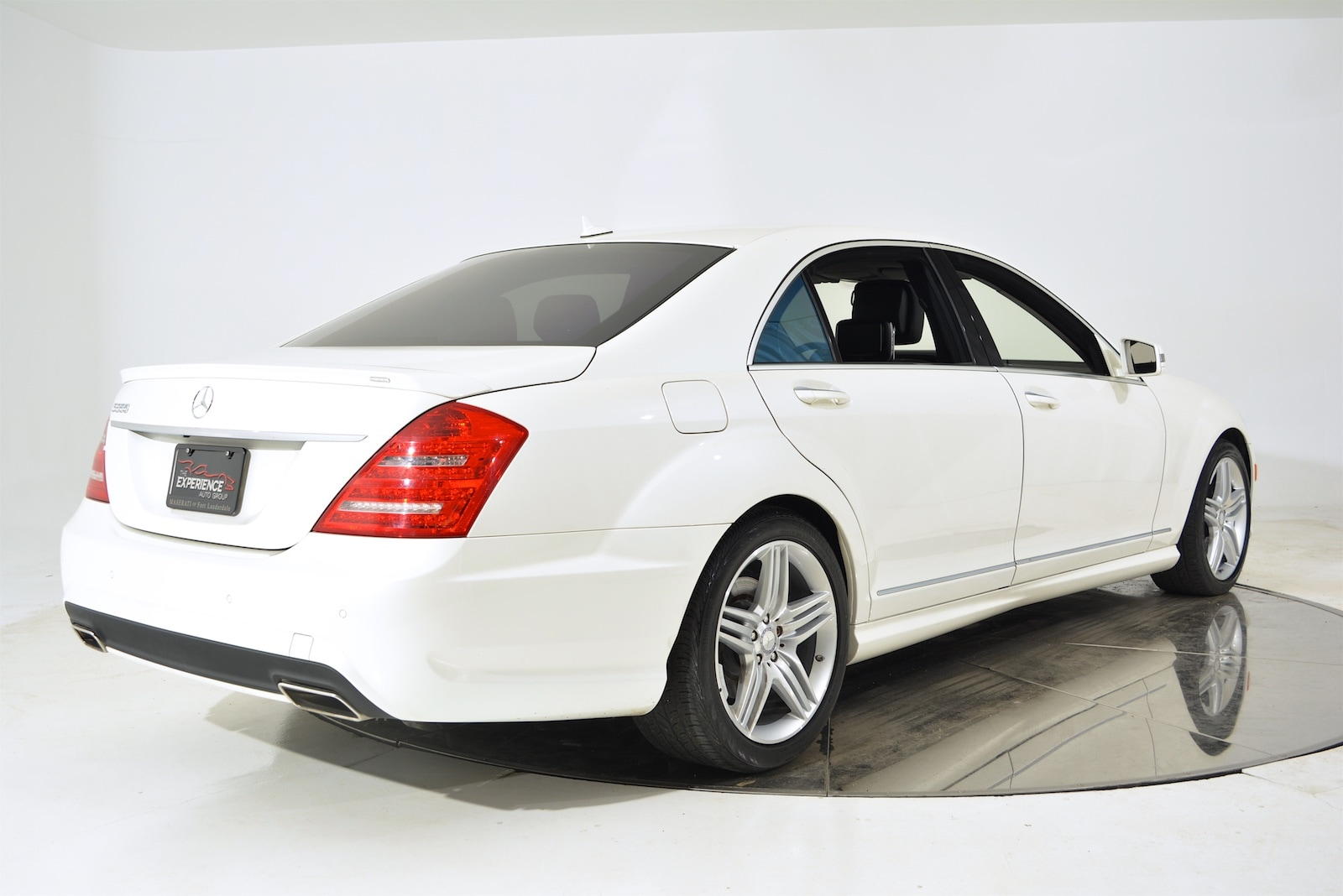 Used 2013 mercedes benz s550 for sale fort lauderdale fl for Used s550 mercedes benz