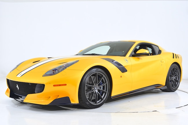 2017 FERRARI F12 TDF Coupe for sale in Fort Lauderdale, FL at Maserati of Fort Lauderdale