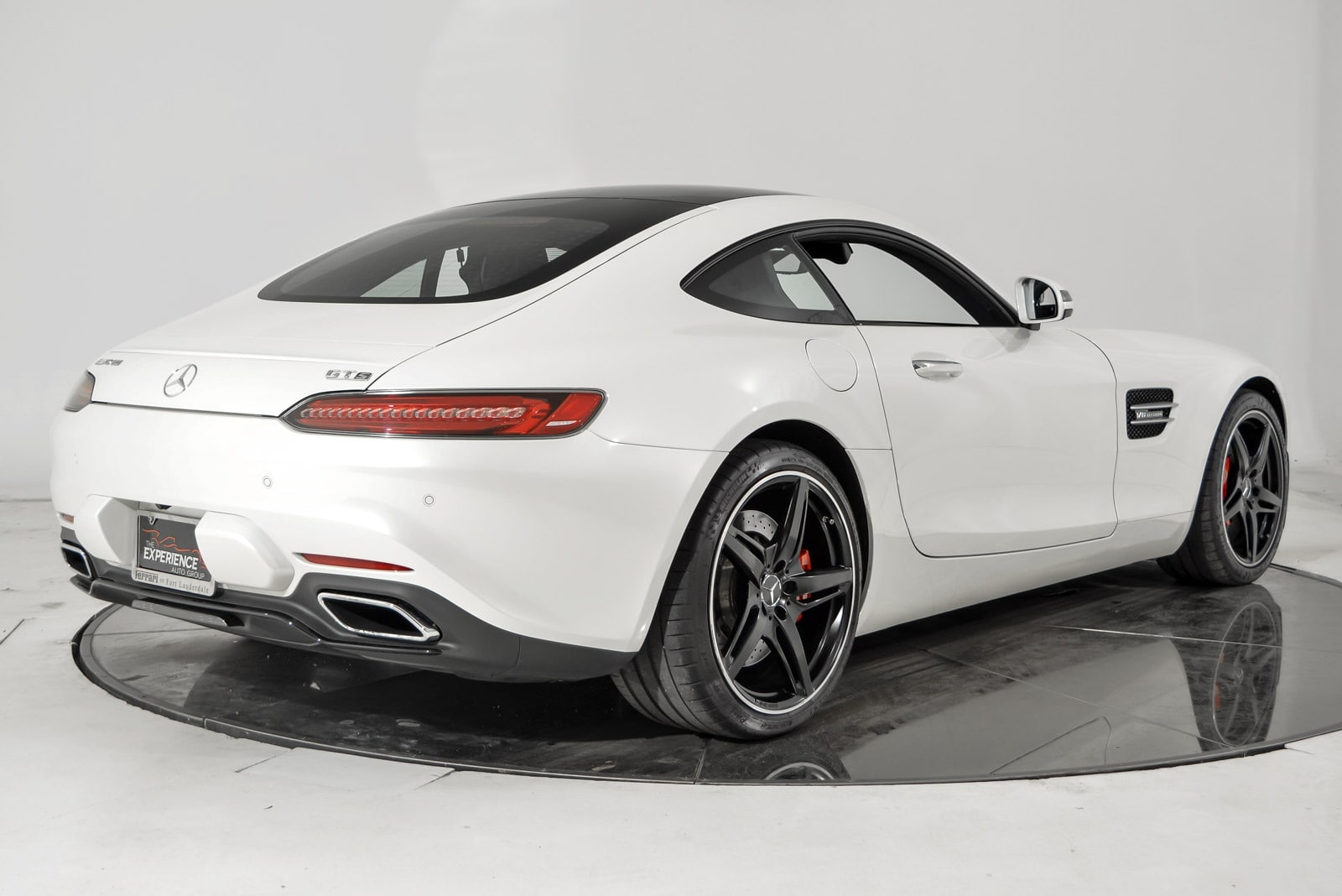 Used 2016 mercedes benz amg gt s for sale fort lauderdale fl for Mercedes benz of south florida