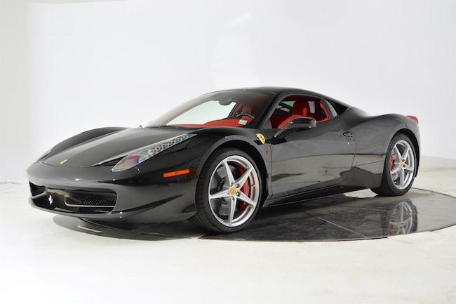 2014 FERRARI 458 ITALIA Coupe for sale in Fort Lauderdale, FL at Ferrari of Fort Lauderdale
