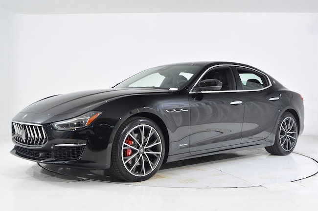 2019 MASERATI GHIBLI GRANLUSSO Sedan for sale in Fort Lauderdale, FL at Maserati of Fort Lauderdale