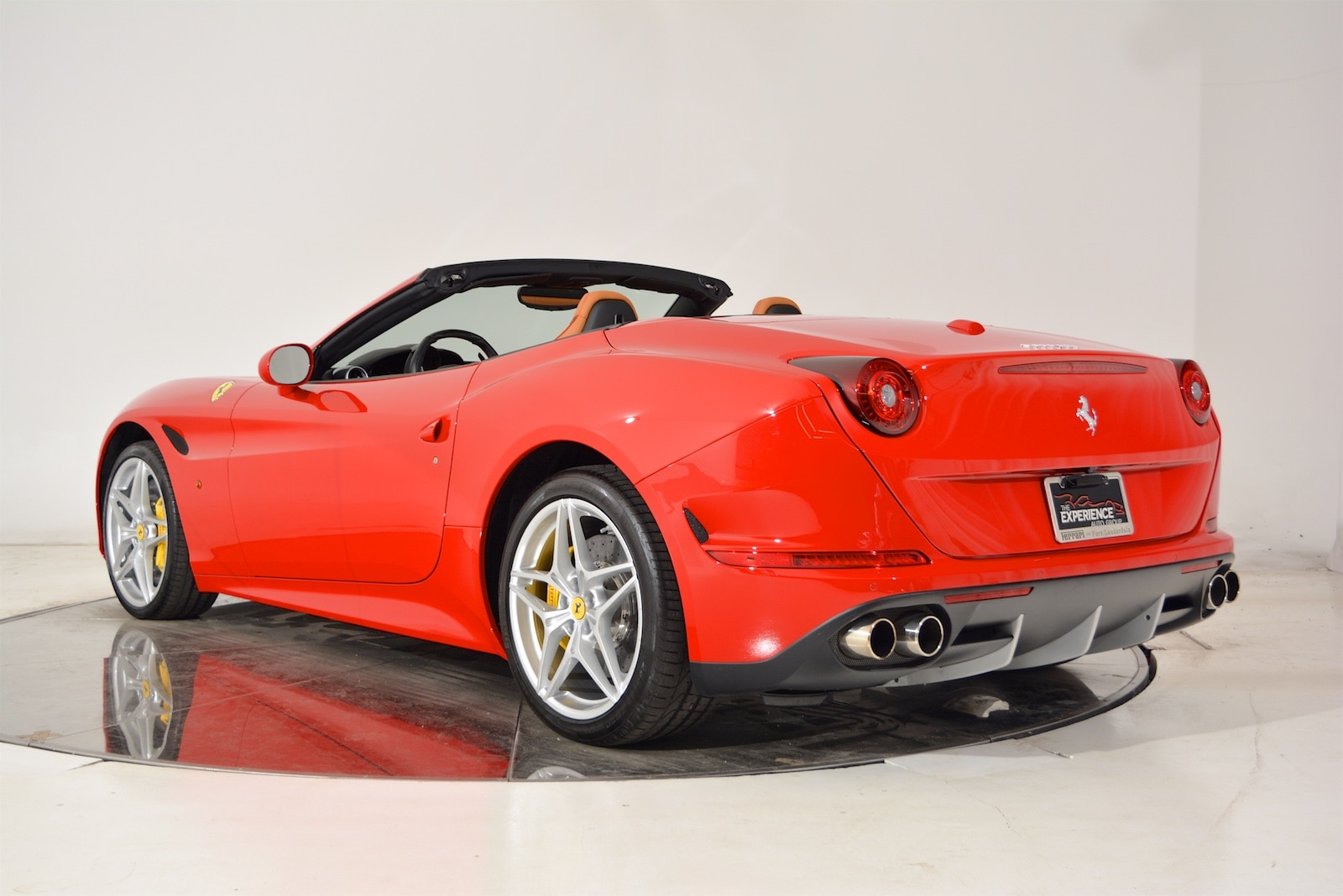 2016 ferrari california t convertible for sale in fort lauderdale fl. Cars Review. Best American Auto & Cars Review