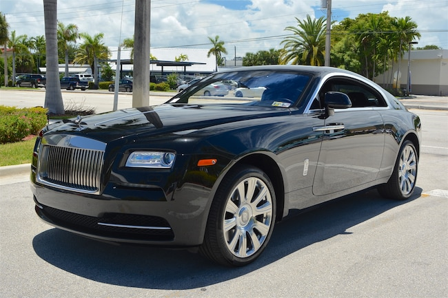 used 2015 rolls-royce wraith for sale in fort lauderdale | maserati