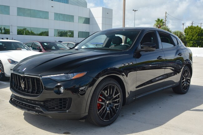 new 2019 maserati levante for sale | fort lauderdale fl | vin