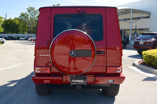 Used 2016 mercedes benz g550 for sale ft lauderdale fl for Mercedes benz of fort lauderdale staff