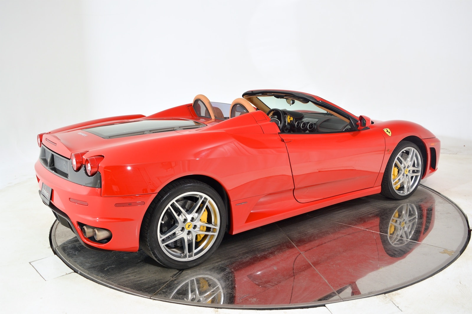 used 2008 ferrari f430 spider f1 for sale fort lauderdale fl. Black Bedroom Furniture Sets. Home Design Ideas