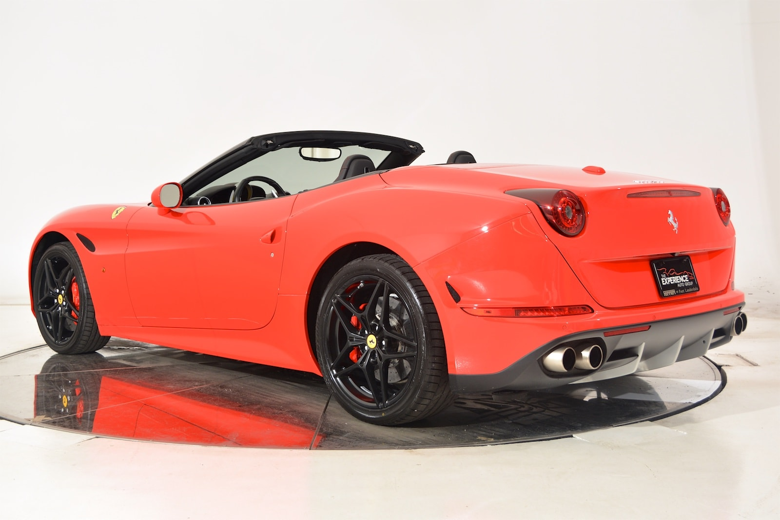 used 2015 ferrari california t for sale fort lauderdale fl. Black Bedroom Furniture Sets. Home Design Ideas