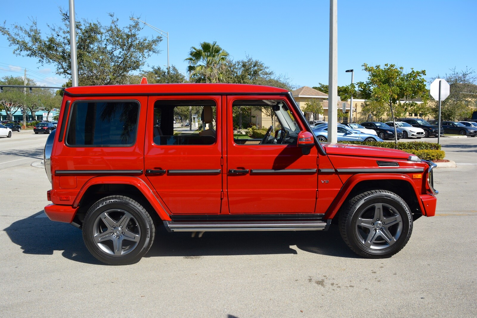 Used 2016 mercedes benz g550 for sale fort lauderdale fl for Mercedes benz suv used for sale