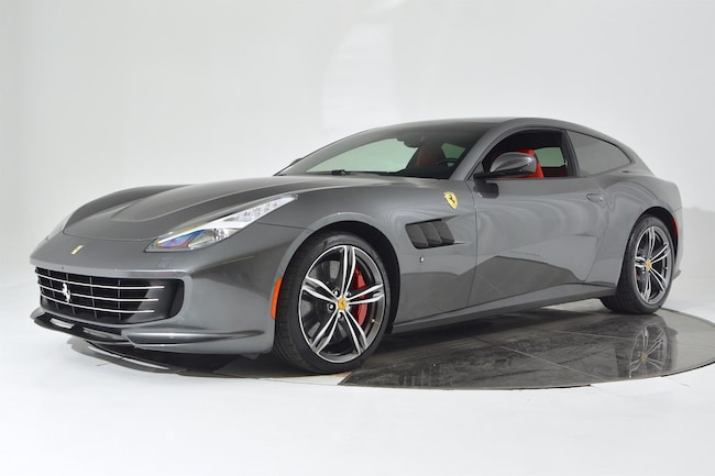 2017 FERRARI GTC4LUSSO Coupe for sale in Fort Lauderdale, FL at Ferrari of Fort Lauderdale