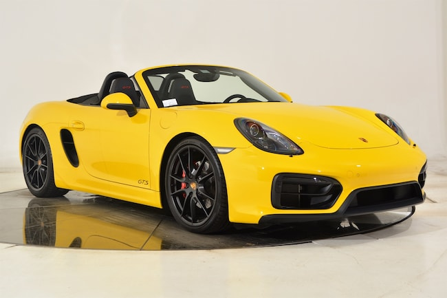 used 2016 porsche boxster gts for sale in fort lauderdale maserati of fort lauderdale stock. Black Bedroom Furniture Sets. Home Design Ideas