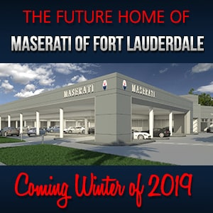 New Maserati of Ft Lauderdale Building